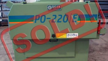 "MULTIRIP SAW ""OGAM"" PO-220/E – SOLD"