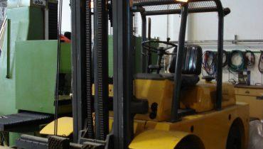 OM DT65 front diesel forklift