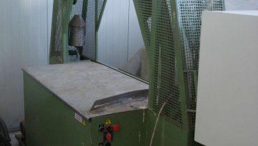 reggiatrice legatrice a tunnel automatica Siebeck T90F JET 2000