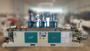 Anubatrice elettronica Marzani Multiwork 3T-CN 3 teste per porte infissi
