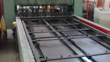 Linea di chiodatura pallets OMEV ERBA – linea produzione pallets palette palet
