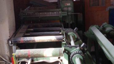 Socolest C9 VHN Edger circular saw – board edgers