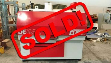 Multirip saw DEMAK EURO320 PIRANHA320 Trademak Circular Saw — sold
