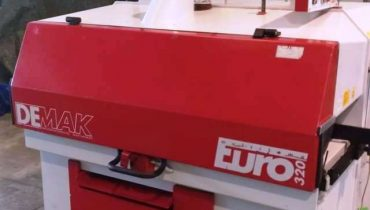 Multirip saw DEMAK EURO320 PIRANHA320 Trademak Circular Saw