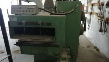 COSMEC SMB 160 twin shaft multirip saw