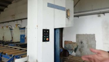 ARTIGLIO 1150 SAWMILLING PLANT — scierie aserradero log band saw pilana