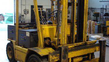 Carrello elevatore frontale CESAB ECO/P50.1 elettronico duplex